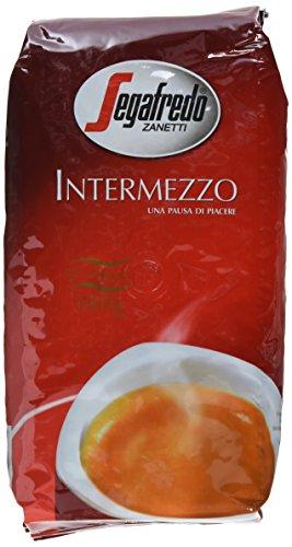 Segafredo Kaffee Espresso – Intermezzo, 1000g Bohnen