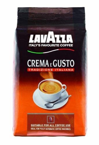 Lavazza Crema E Gusto Tradizione Italiana Bohne, 1er Pack (1 x 1 kg)