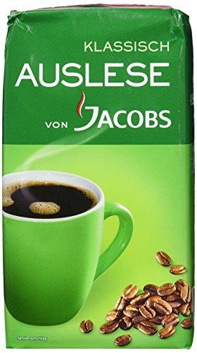 Jacobs Auslese Klassisch, 12er Pack Filterkaffee (12 x 500 g)