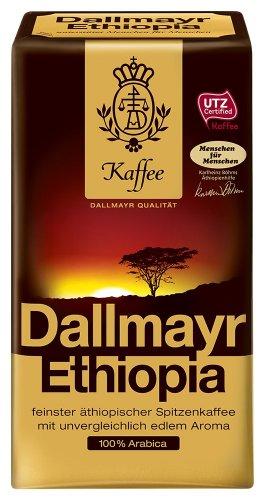 Dallmayr Ethiopia 500g HVP, 6er Pack (6 x 500 g )