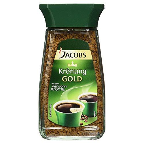 Jacobs Krönung Gold Kaffee, 100g