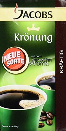 Jacobs Krönung Kräftig, 12er Pack Filterkaffee (12 x 500 g)