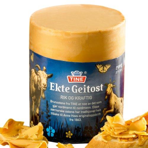 Käse Ekte Geitost, im Stück