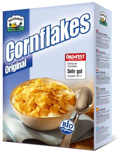 Barnhouse Cornflakes, 5er Pack (5 x 375 g Karton) – Bio