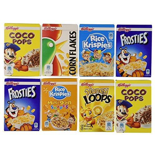 Kellogg's Variety 8 Pack 202g – verschiedene Portionspackungen